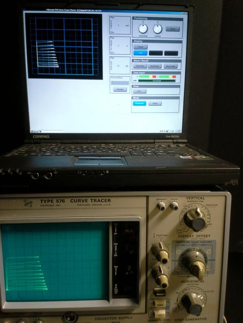 Used Tektronix 576 For Sale By Equiptek Labs Inc Curve Tracer Adaptor Circuit Schematic