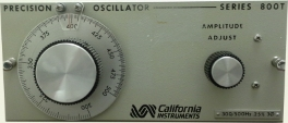 Image of California-Instrument-800T by AccuSource Electronics