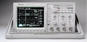 Used Tektronix TDS460A by Recon Test Equipment Inc