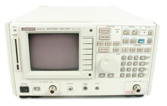 Used Advantest R3361B by AccuSource Electronics