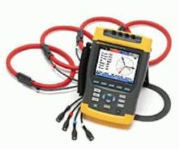 Used Fluke 435 by Recon Test Equipment Inc