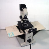 Image of Nikon-DIAPHOT-TMD-Biological-Inverted-Microscope-w-Micromanipulator-Stages by Welltech