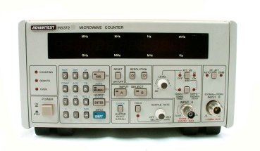 Used Advantest R5372 by AccuSource Electronics