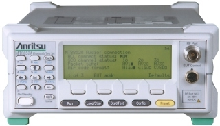 Used Anritsu MT8852A by Test Equipment Connection  Corp.