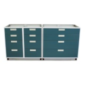 Image of Hamilton-Industries-Lab-Cabinet by Scientific Support, Inc