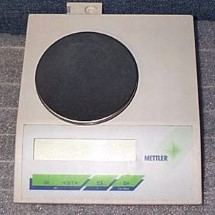 Used Mettler BD601 by Scientific Support, Inc