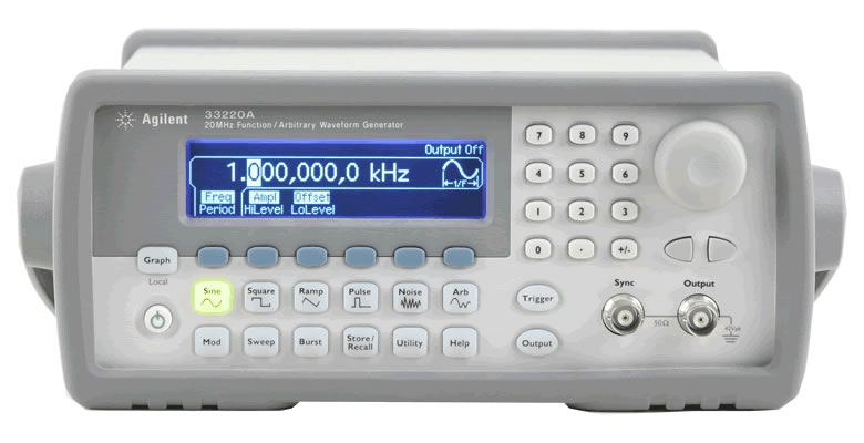 Image of Agilent-HP-33220A by Suzhou Youpin Electronic Co.Ltd