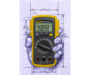 used fluke 110 for sale by liberty test equipment inc used line com rh used line com Multimeters Electrical Testers Multimeters Electrical Testers
