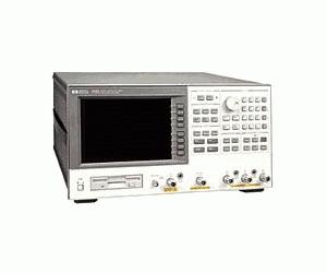 Agilent/ HP The HP 4396A provides excellent RF vector network, spectrum and  optional