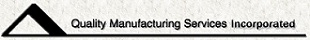 Logo of Quality Manufacturing Services Inc.