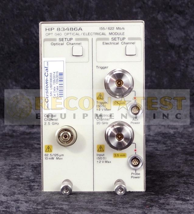 Agilent HP 83486A
