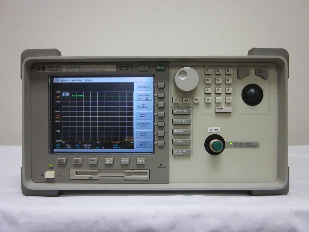 Agilent HP 86145A