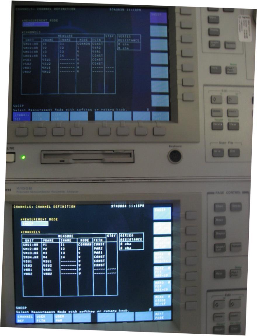 Agilent HP                                         4155B