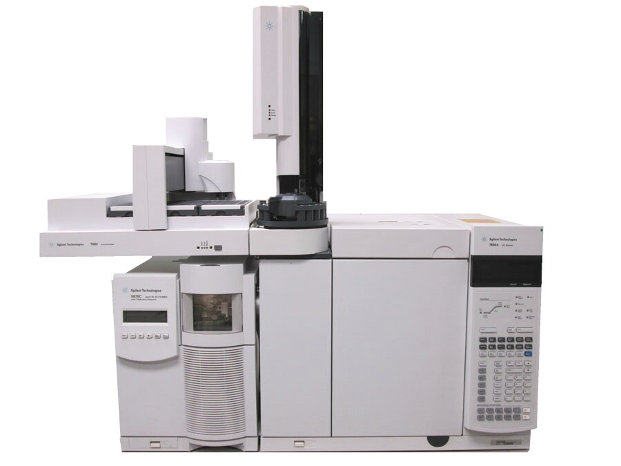 Image of Agilent-HP-5975 by CSS Analytical Co. Inc.