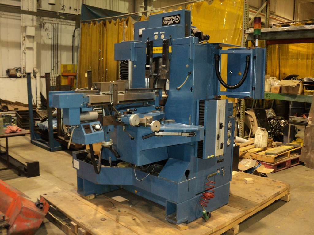 Used MEYER BURGER TS 202 by InSpec Global Technologies, LLC | used-line.com