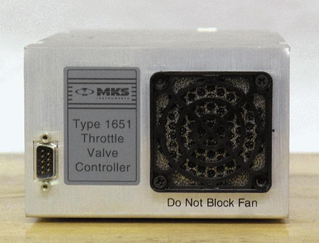 MKS 1651D