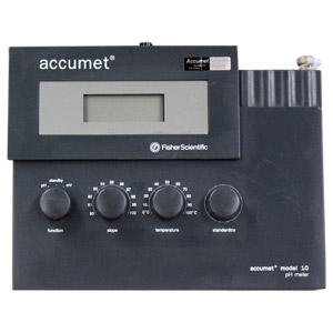 Fisher Scientific Accumet 10