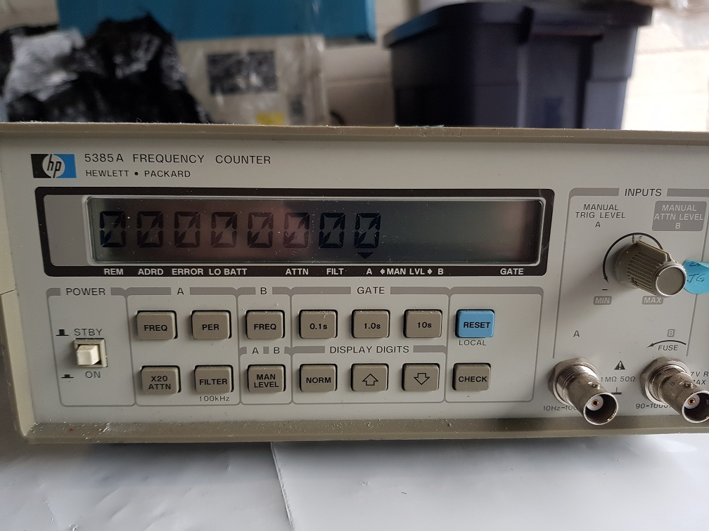 Keysight Technologies (Agilent HP) 5385A