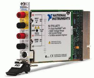 National Instruments PXI-4071